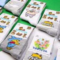 خرید جوراب بچگانه کد 138 در فروشگاه اینترنتی پوشاکچی-مشاهده قیمت و مشخصات
